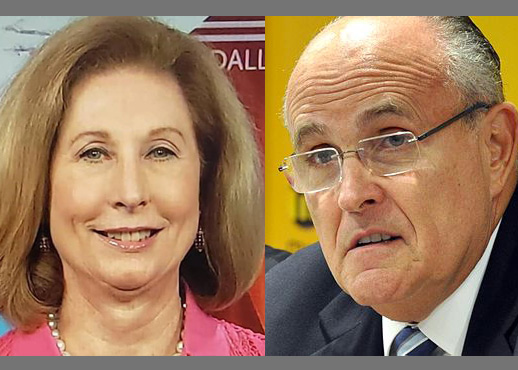 Sidney Powell and Rudy Giuliani are battling elections fraud
