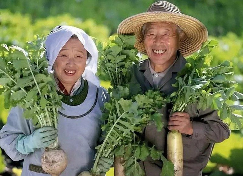 much to smile about - longevity leaves clues