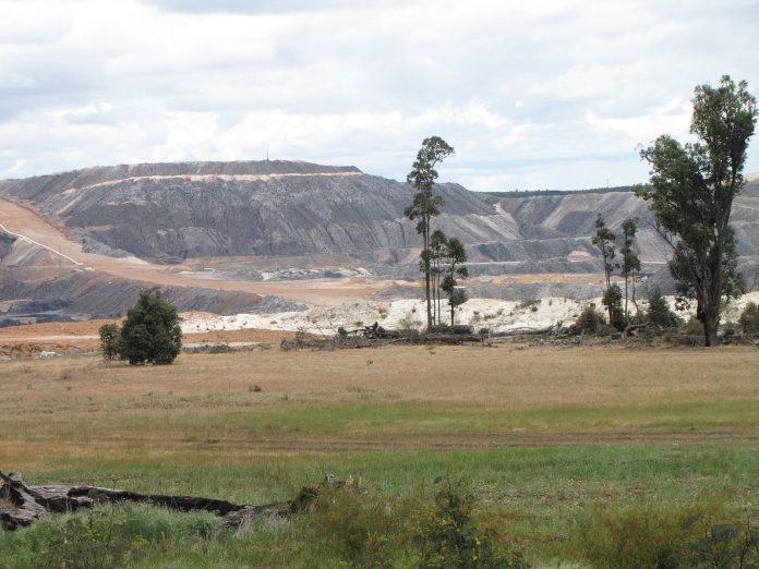 Australia Coal Mine