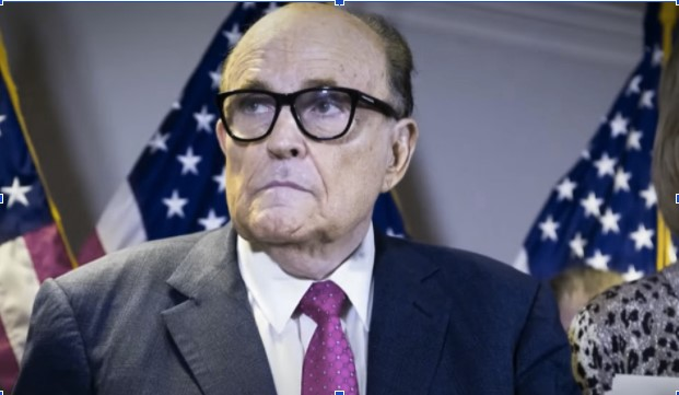 Giuliani: 3 State Legislatures Might Change Electoral College Voters