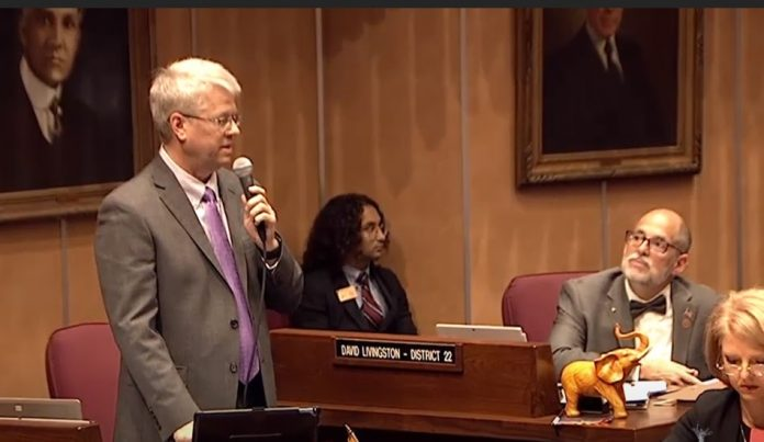 Senator Eddie Farnsworth, Chairman of the Arizona Senate Judiciary Committee, has announced that he will be issuing a subpoena to audit the Dominion machines and software at Maricopa County, the largest county in the state.