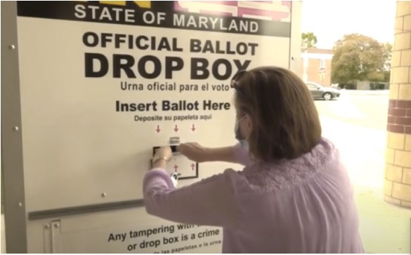 A video is circulating online of a call recording in which a bulk order of fake ballots for the 2020 U.S elections is discussed.