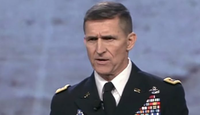 Flynn says that the CCP has everything to gain from ensuring that Trump does not win re-election.