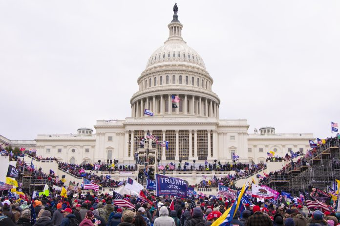 On January 6, a million people gathered on Capitol Hill in Washington, DC, to monitor the certification of the Electoral College votes by the Congress and to voice their displeasure against election theft.