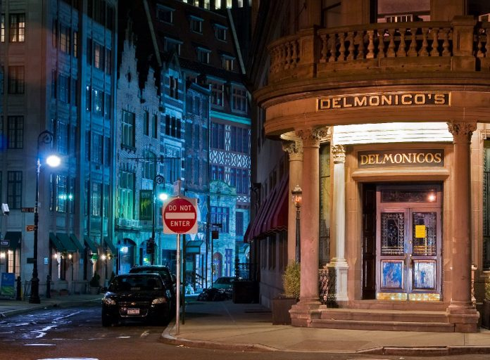 Delmonico's was the first fine dining restaurant established in the US.