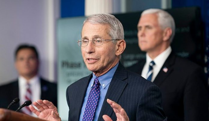 Dr. Anthony Fauci, head of the National Institute of Allergy and Infectious Diseases, believes that China played a significant role in how much the coronavirus has spread worldwide.