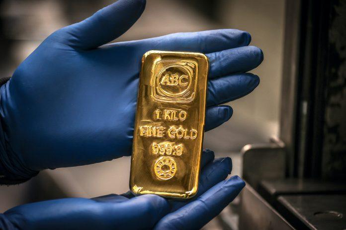 Australia Gold Bar