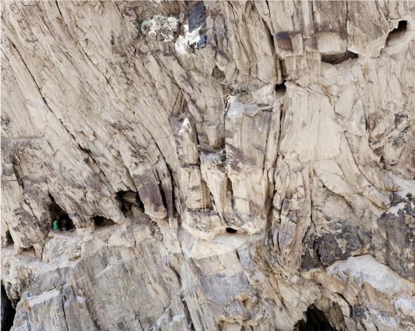 Mines in Rondu District, Pakistan