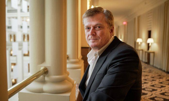 Patrick Byrne Overstock CEO