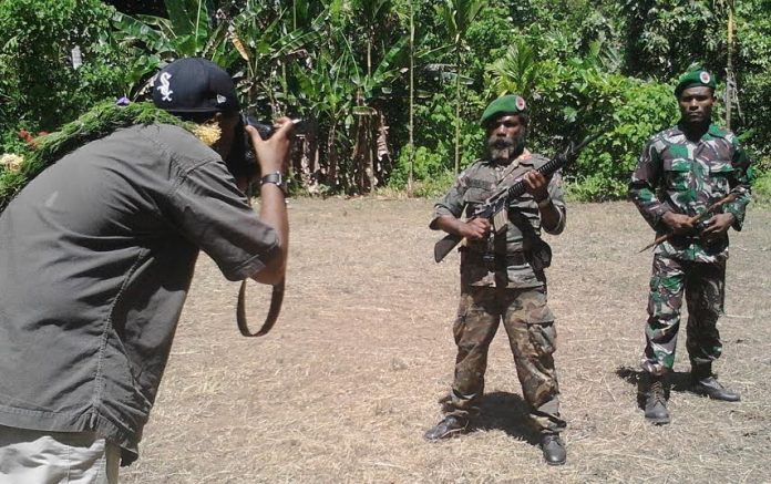 Senior West Papuan OPM Commanders