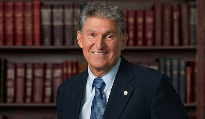 Senator Joe Manchin, a Democrat from West Virginia, has called for bipartisanship to prevail in American politics.