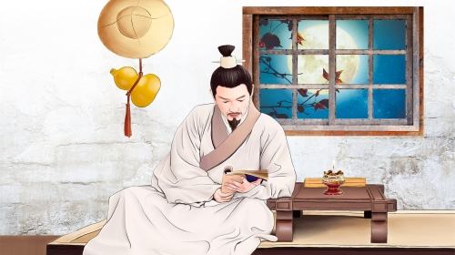 The literary giant Su Shi was also an effective and honest official who used his fortitude to help the people he governed. The literary giant Su Shi was also an effective and honest official who used his fortitude to help the people he governed.