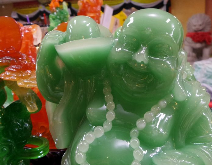 Jade Can Protect the Body and Ward off Evil Spirits.