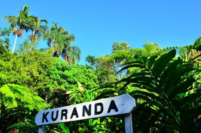 Kuranda: Village in the Australian Rainforest