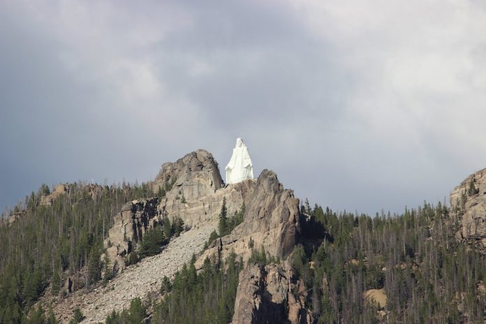 Have you heard about 'Our Lady of the Rockies?'