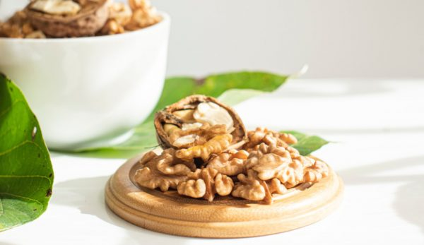 Walnuts are one of the best foods for brain health.