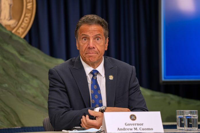 New York Governor Andrew Cuomo has dismissed allegations of wrongdoing when reporting data of nursing home deaths.