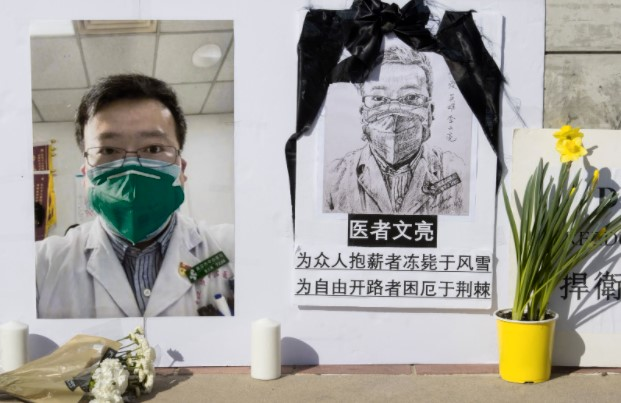 Feb. 7 marked the first anniversary of the death of Li Wenliang, considered to be a hero by many in China.