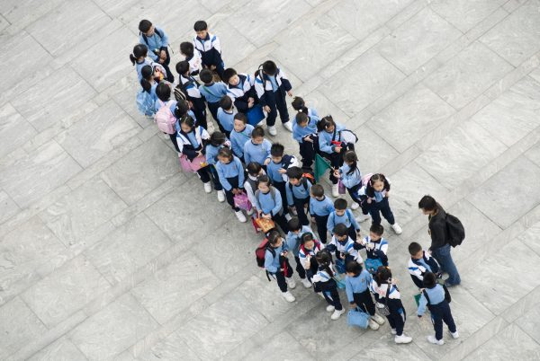 The National Security law has impacted everyone in Hong Kong, even children.