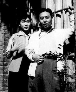 Xin Fengxia and her husband, Wu Zuguang.