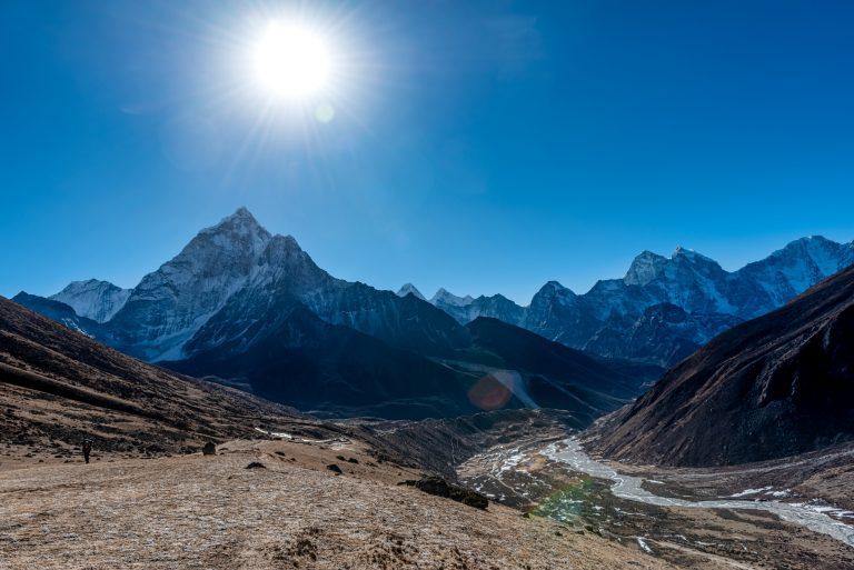Himalayas River
