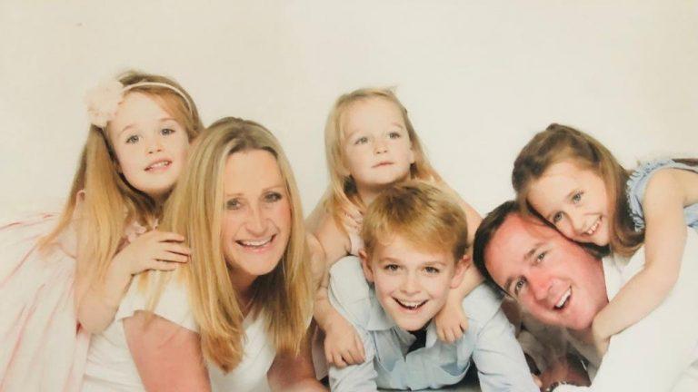 Richard O'Halloran family