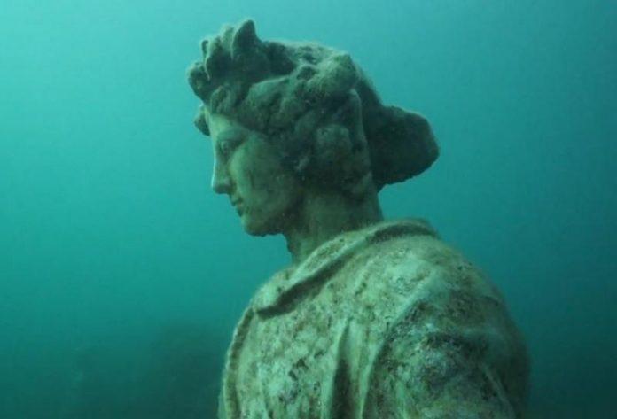 Sunken City of Baia