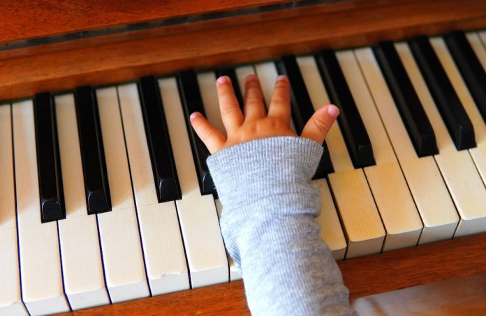 Child prodigy Alma Deutscher started playing the piano at two