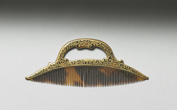 Ancient Chinese hair comb.