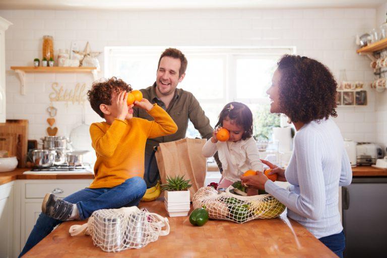 eco-friendly family