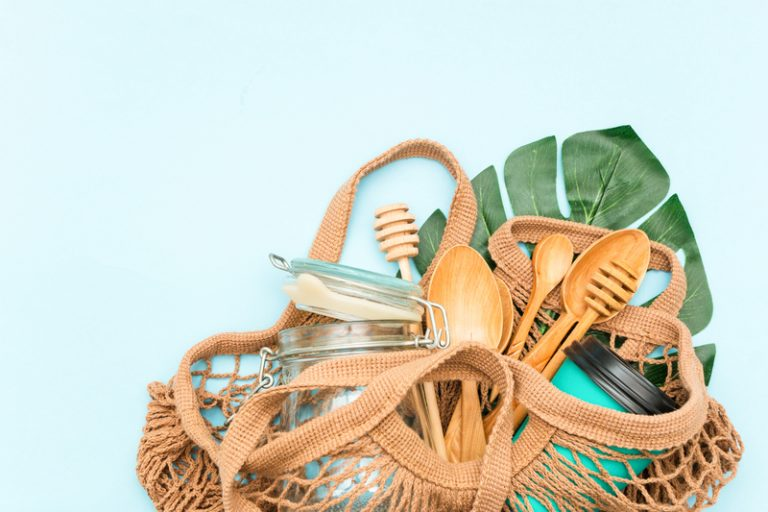 eco-friendly plastic free set