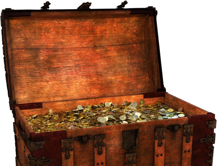the treasure of being charitable