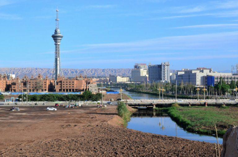 Kashgar, Xinjiang China Uyghur autonomous region.