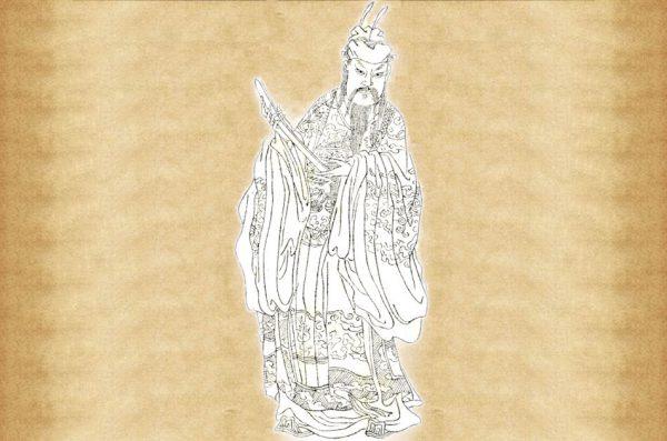 A depiction of Guo Ziyi