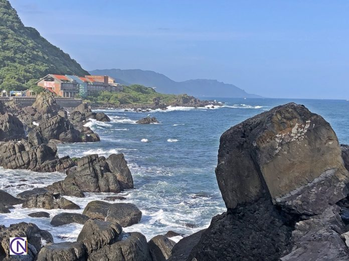 Beiguan Tidal Park is one of the best locations to appreciate intriguing rock formations in Taiwan.