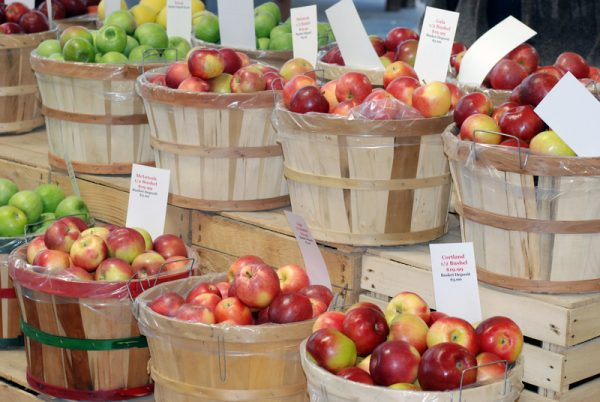 It was in 1998 that Brown stumbled upon some rare heritage apple varieties at a farmer's market. He tasted the Arkansas Black apple, along with breeds like Grimes Golden, Rusty Coats, and Twenty Ounce.