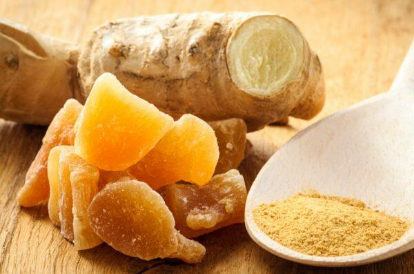 There are many foods that act as remedies for stomach problems.