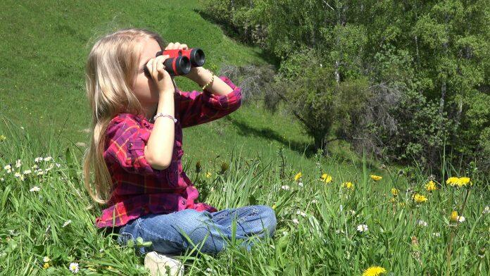 Introduce children to outdoor learning.
