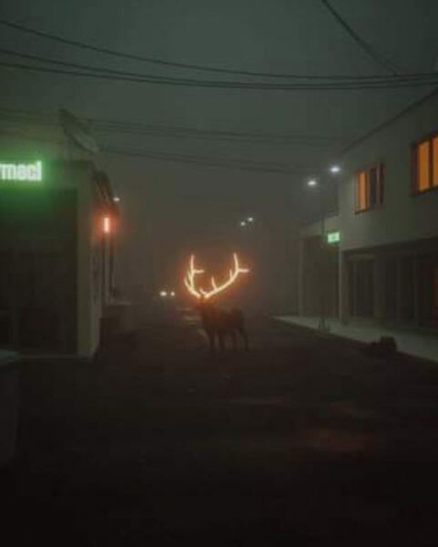 glowing_reindeer