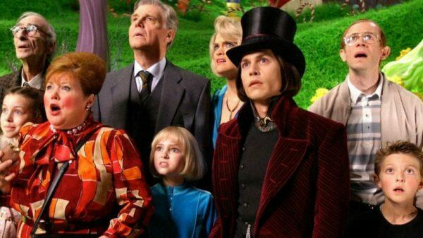 British author Roald Dahl wrote 'Charlie and the Chocolate Factory' in 1964.