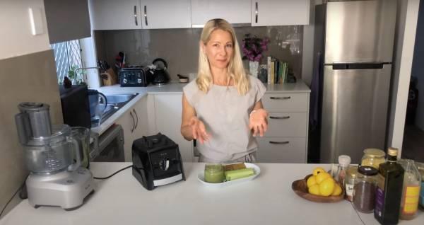 Green Salsa Verde is a wonderful liver detoxifier.
