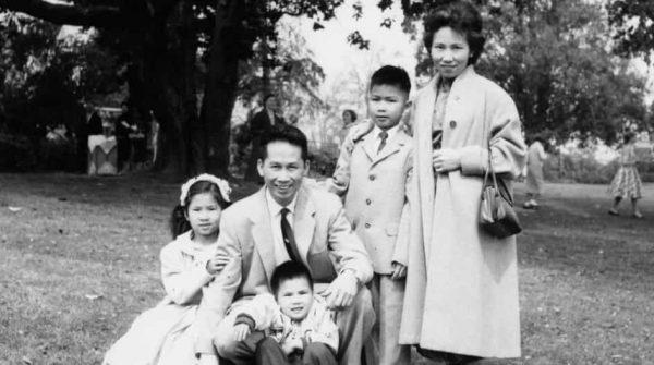 Amy Tan, the subject of 'Amy Tan: Unintended memoir'