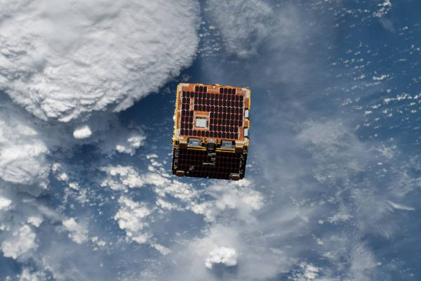 The International Space Station serves as humanity's orbital research platform, conducting a variety of experiments and research projects while in orbit around the planet. On June 20, 2018, the space station deployed the NanoRacks-Remove Debris satellite into space from outside the Japanese Kibo laboratory module. This technology demonstration was designed to explore using a 3D camera to map the location and speed of orbital debris or 'space junk.' The NanoRacks-Remove Debris satellite successfully deployed a net to capture a nanosatellite that simulates debris. Collisions in space could have serious consequences to the space station and satellites, but research has shown that removing the largest debris significantly reduces the chance of collisions.