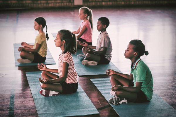 Mindfulness allows children to manage their internal world regardless of what comes at them externally.
