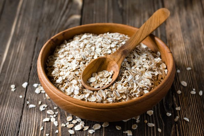 Oatmeal is one of the natural home remedies that can relieve eczema, sunburn, or hives.